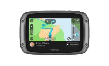 TomTom 1GF0 002 00 RIDER 500 EU45 :: (Navigation > GPS
