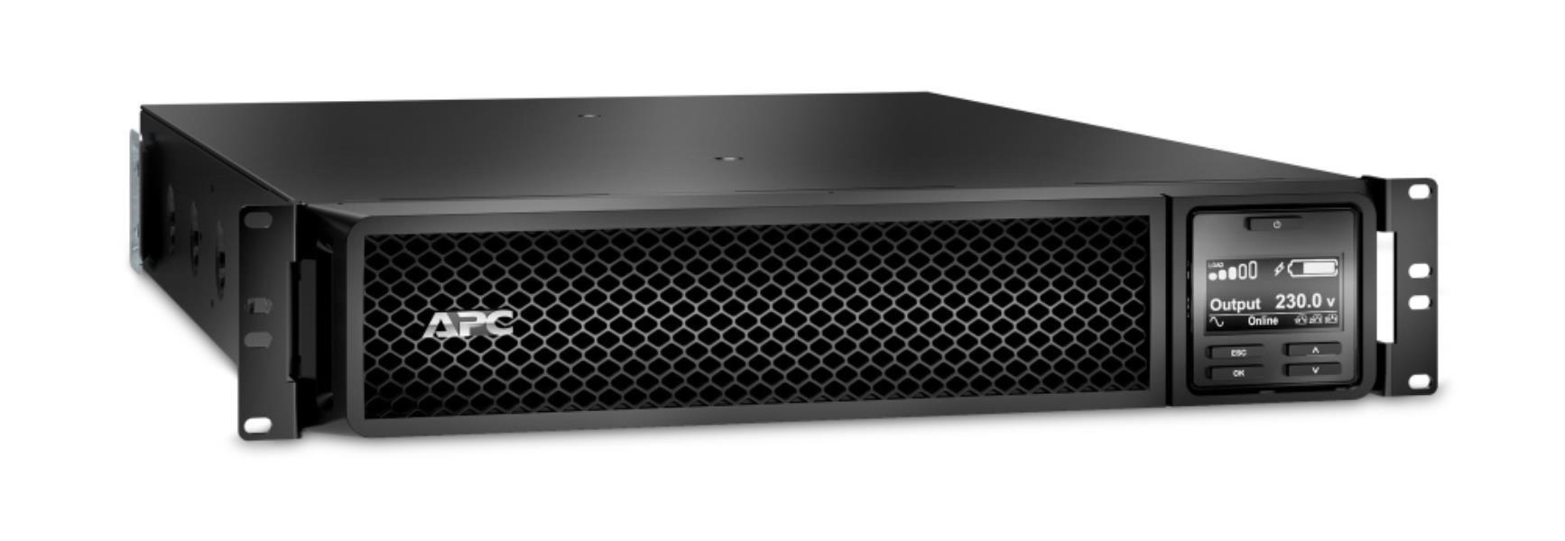 APC SRT3000RMXLI-NC SMART UPS SRT 3000VA RM 230V ::